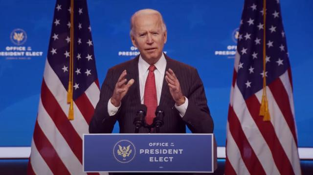 'America is back,' Biden says, as he dumps Trump's foreign policy approach