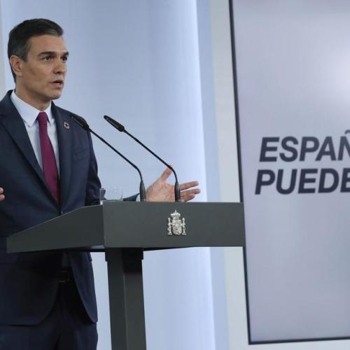 Spain to begin vaccination programme in January, Sanchez says