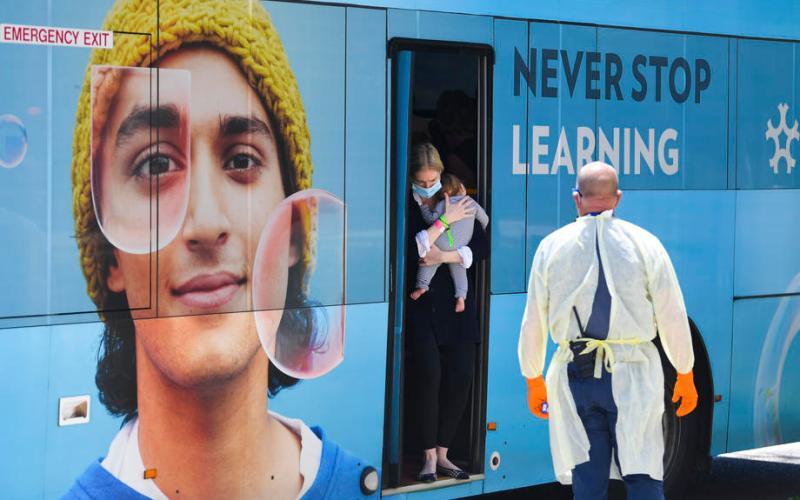 Photo Story: More stranded Australians repatriated