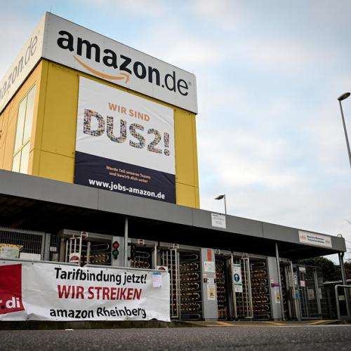 Amazon workers at German warehouse to strike again