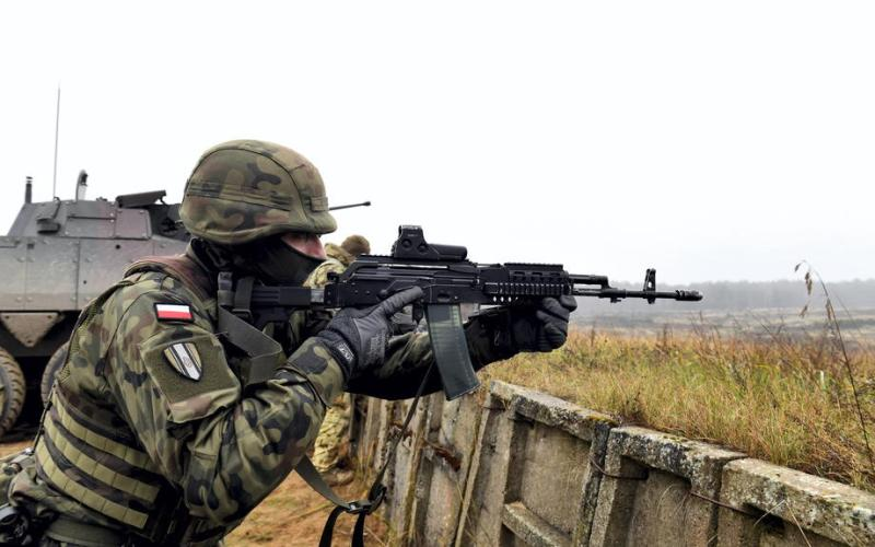 Photo Story: Polish military prepares for deployment in Lebanon with UNIFIL
