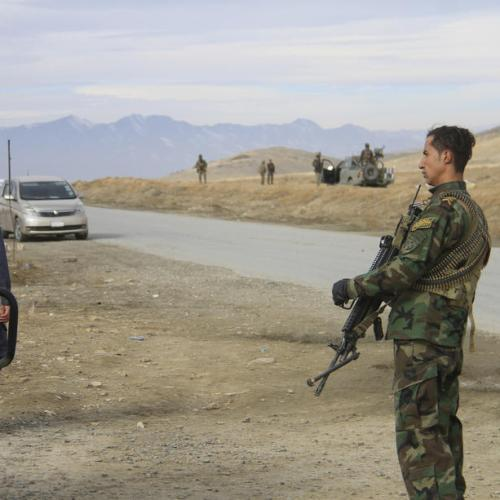 Explosion causes carnage among Afghan security forces