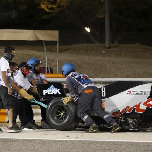 Grosjean confirms he won't race in F1 again