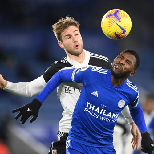 Leicester shocked by Fulham at home