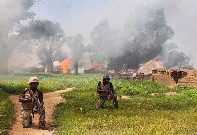 Islamist militants massacre in northern Nigeria leaves over  40 dead, some beheaded