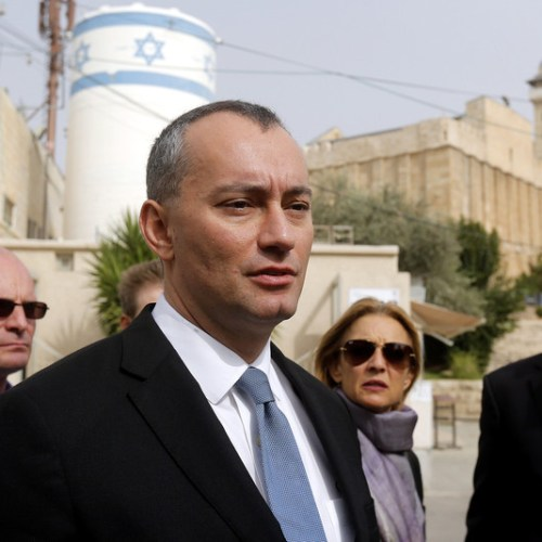 U.N. Security Council approves new U.N. envoy to mediate in Libya