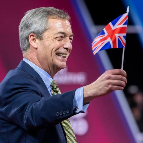 Brexiteer Farage says UK will be too closely aligned to EU