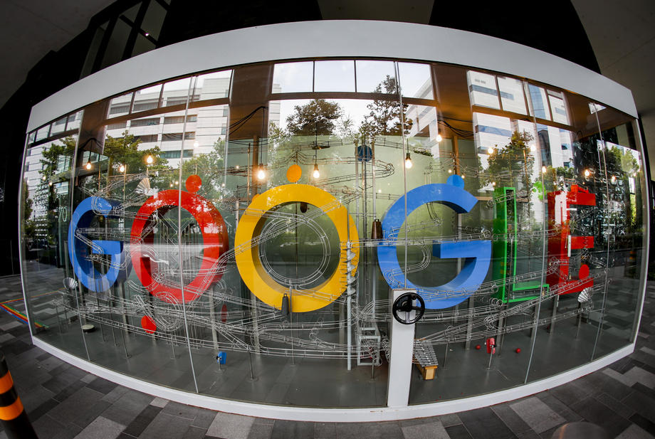 Google, in fight against record EU fine, slams regulators for ignoring Apple