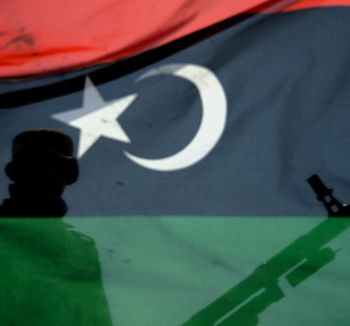 UPDATED: Libya's divided central bank agrees exchange rate after first meeting in years
