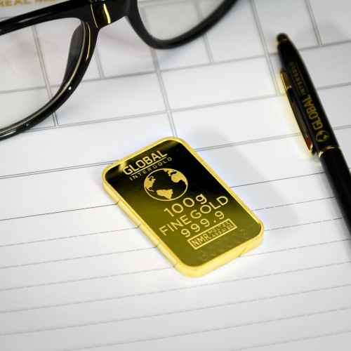 Gold scales 1-week high on U.S. stimulus bets