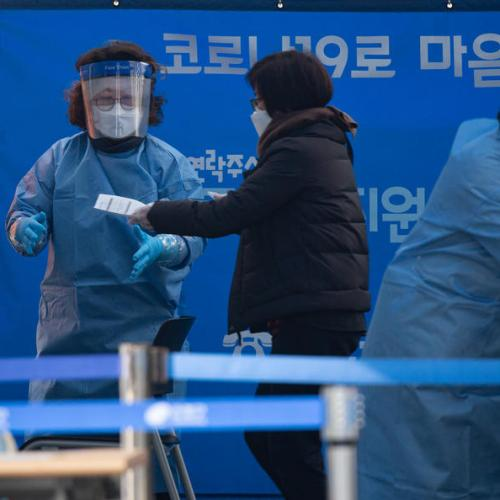 South Korea's Moon warns of toughest COVID-19 curbs after 2 days of record cases