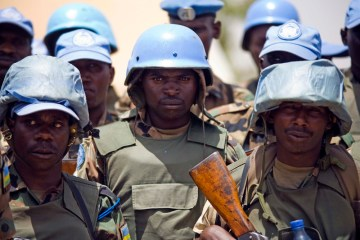 Peacekeeping mission in Sudan's Darfur ends