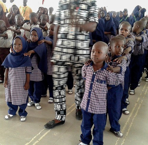 344 kidnapped Nigerian schoolboys released