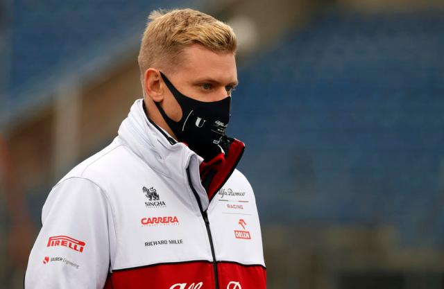 'Schumacher' name to return to F1 as Michael's son Mick will race for HAAS