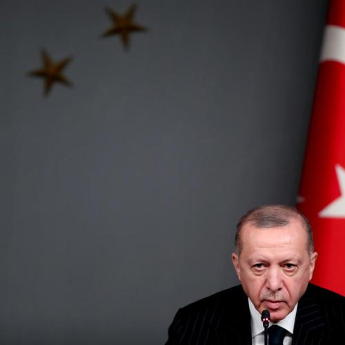 Erdogan says Turkey hopes to turn new page with U.S. and EU in 2021