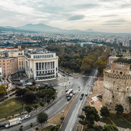 EPA's Eye in the Sky: Thessaloniki, Greece