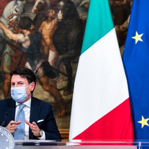 Rift in Italy's coalition over tax breaks to spur bank mergers