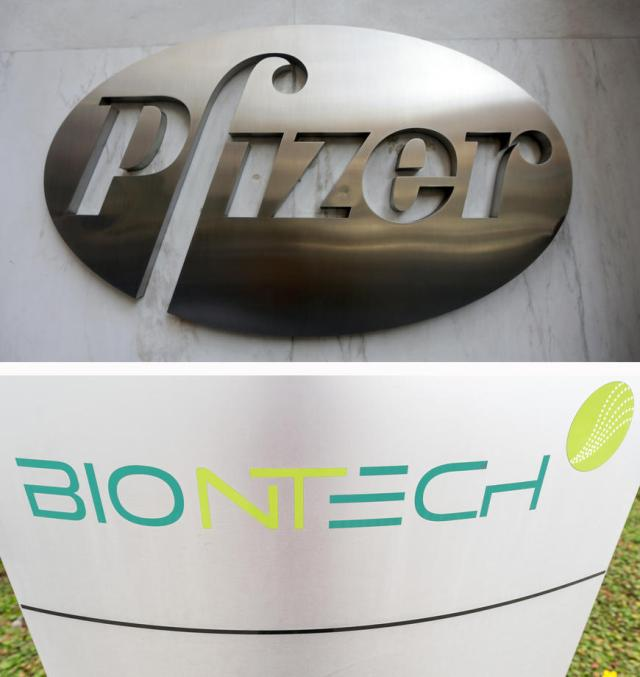 UPDATED: UK approves Pfizer-BioNTech vaccine for use, first in the world