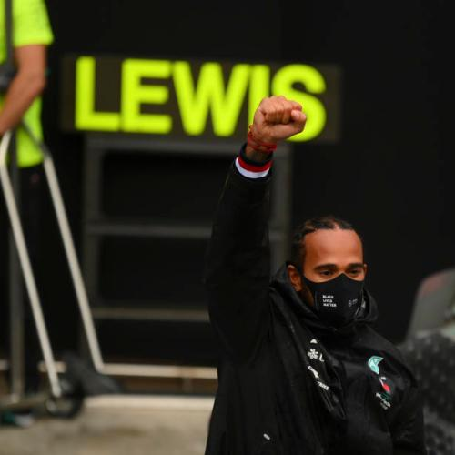 Lewis Hamilton tests positive for Coronavirus
