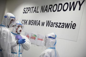 Poland eases virus curbs in certain regions