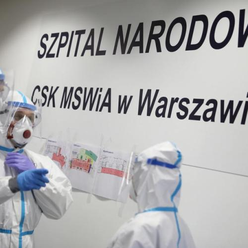 Poland eases virus curbs in certain regions