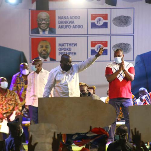 Ghana votes as candidates pitch route out of economic crisis