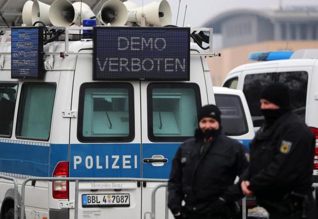 German court upholds ban on coronavirus demonstration
