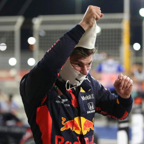 Verstappen springs the unexpected with late pole lap in Abu Dhabi