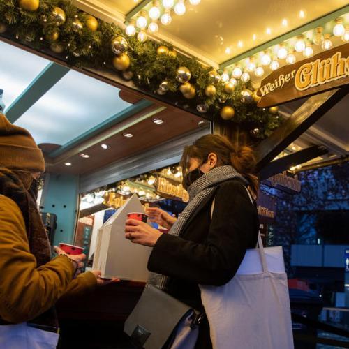 Germans deprived of mulled wine in Christmas lockdown