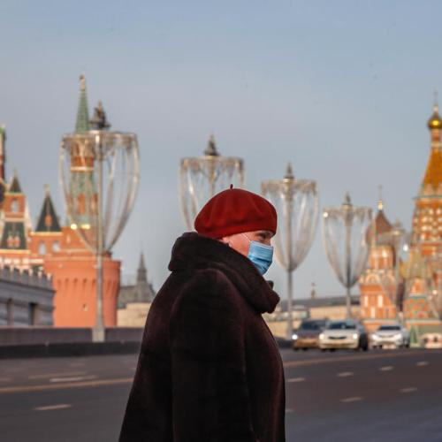 Russia's COVID-19 deaths surpass 50,000