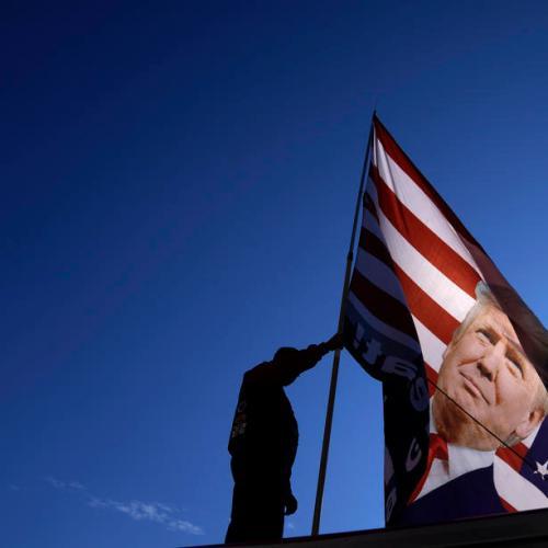 Trump election challenges sputter