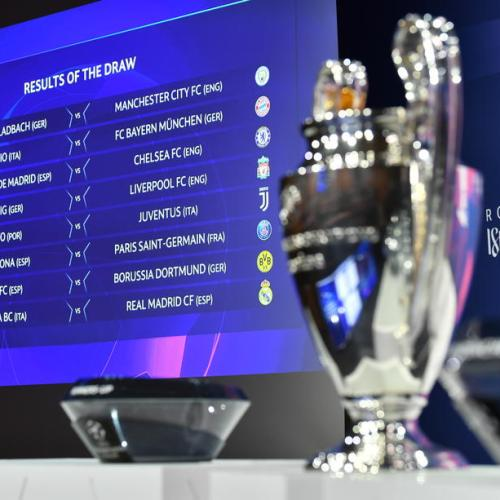 UEFA Competitions draws