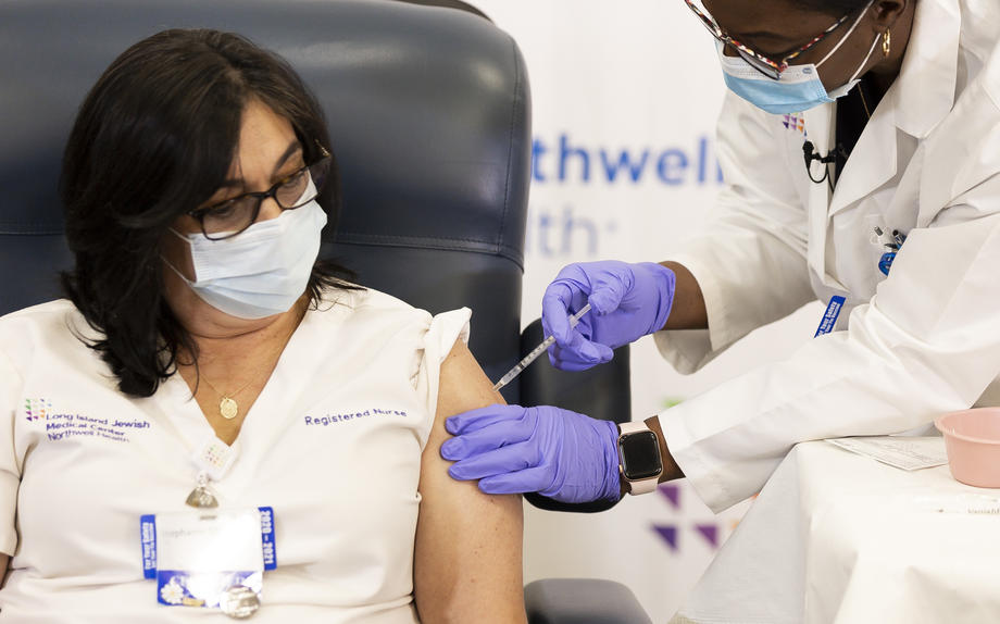 New York City, California mandate COVID-19 vaccines for government workers