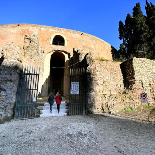 Mausoleum of Rome's first emperor restored and ready to reopen
