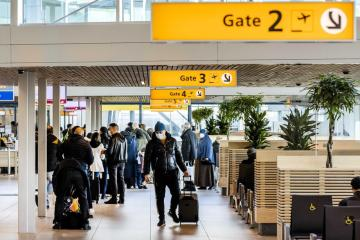 EU agrees 'dark red' COVID-19 zones with stricter travel limits