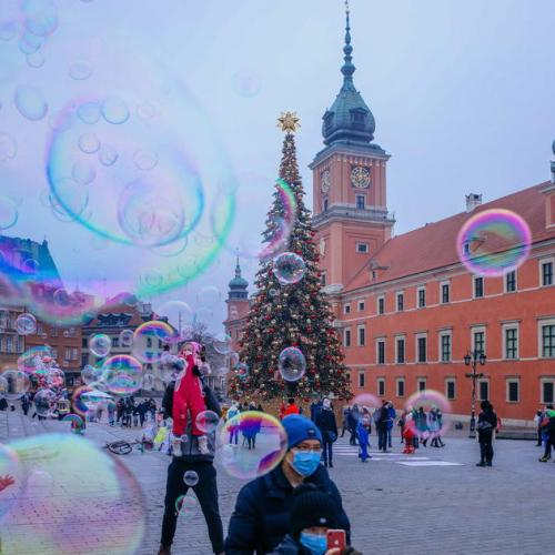 Photo Story: The Christmas market in Warsaw