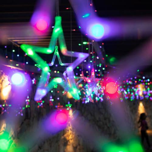 Photo Story: Christmas lights in Johannesburg