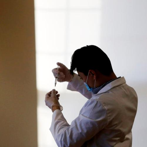 Israel offers third shot of Pfizer COVID-19 vaccine to adults at risk