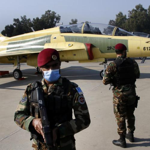 Photo Story: New arrivals for the Pakistani Air Force