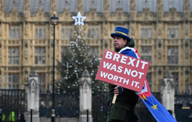 As Brexit trade deal approved, UK and EU look to the future