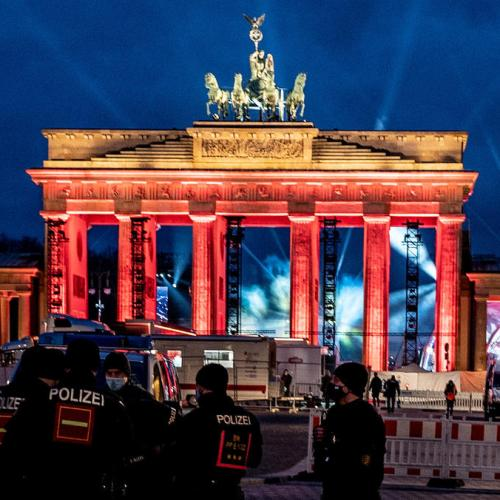 Germany 'very far away from normality'