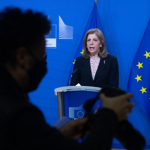 EU warns it may block COVID-19 vaccine exports over AstraZeneca dispute