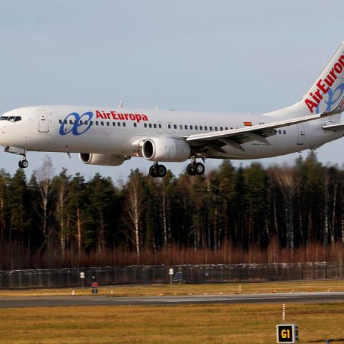 British Airways-owner IAG buys Air Europa in cut-price 500 million euro deal