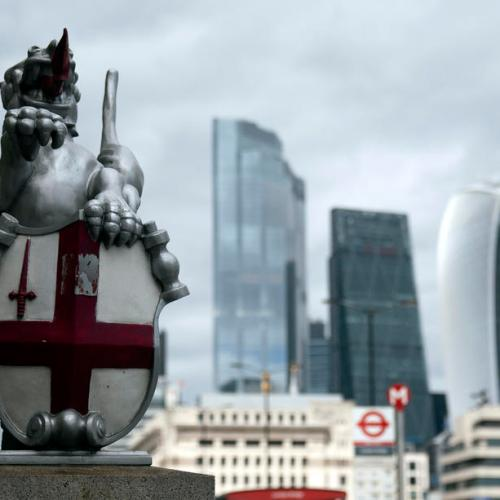 Euro share trading exits London for EU