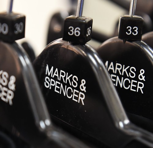 M&S clothing sales hammered by lockdowns in three months to Christmas