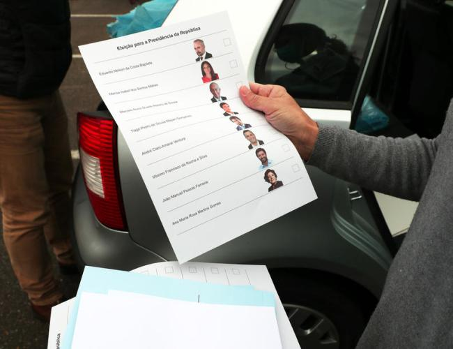 Portugal holds presidential election on Sunday as COVID-19 cases spiral