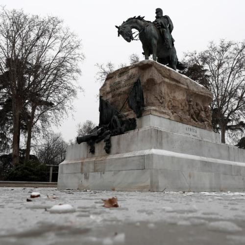 Photo Story: Red alert in Madrid due to heavy snowfall
