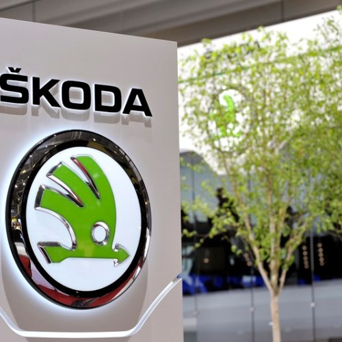 Skoda Auto says made less cars at Czech plants in 2020