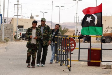 Libya closes borders with Tunisia for a week due to rise in coronavirus cases