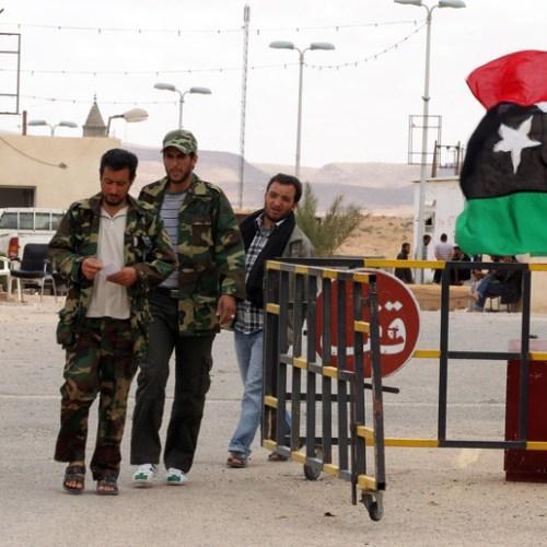 Libya reopens borders with Tunisia